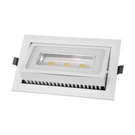 Proyector Rectangular LED 40W