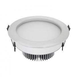 Ojo de Buey LED 7W 3000k Circular Blanco