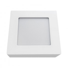 DOWNLIGHT SUPERFICIE CUADRADO- LED 20W 6500K