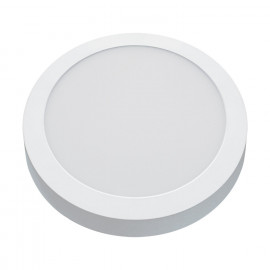 DOWNLIGHT SUPERFICIE CIRCULAR- LED 12W 4000K