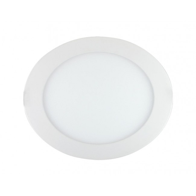 DOWNLIGHT CIRCULAR PLANO- LED 18W 4000K BLANCO