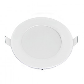 DOWNLIGHT CIRCULAR PLANO- LED 18W 6000K BLANCO