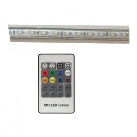SET 5M TIRA LED RGB 15W / M 220V