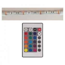 SET 5M TIRA LED RGB 15W / M 12V