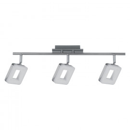 REGLETA 3 LUCES LED CUADRADO 18W 4000K