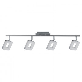 REGLETA 4 LUCES LED CUADRADO 24W 4000K